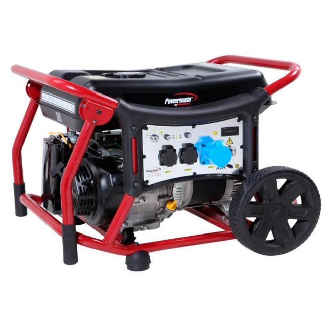 Gerador de Energia à Gasolina Powermate 8.2 KVA