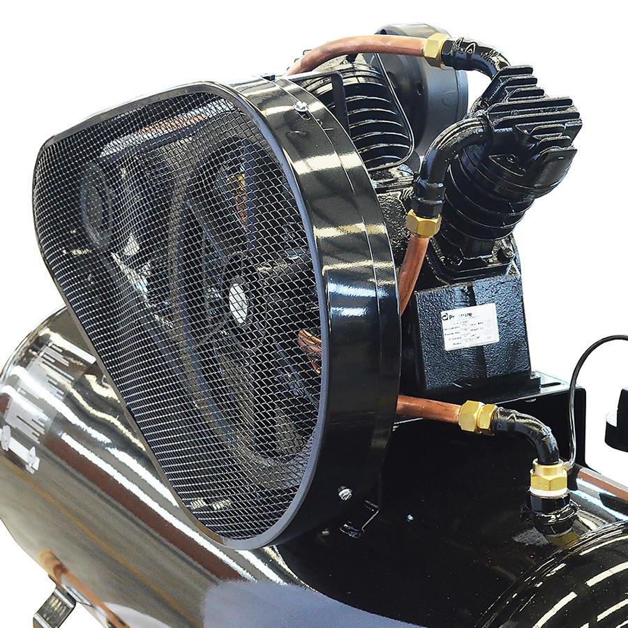 Compressor de Ar Industrial Alta Pressão Pressure 250 litros - 20 pés