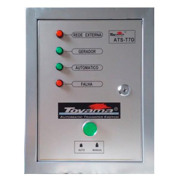 Quadro de Transferência Automática Toyama TDG8000 220V