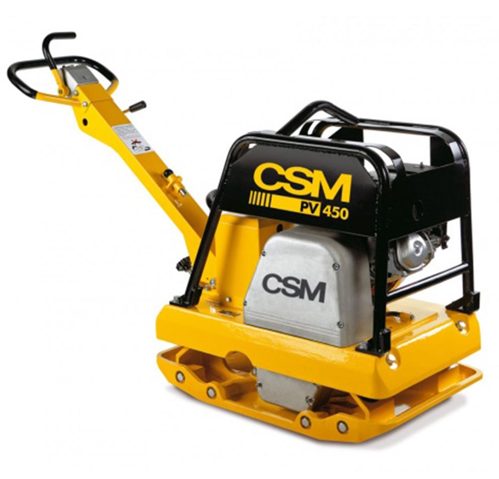 Placa Vibratória Reversível à Gasolina CSM 13 HP