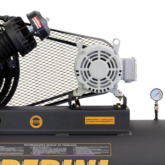 Compressor de ar Industrial Alta Press�o Chiaperini 425 litros - 60 p�s