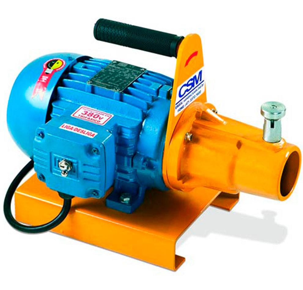 Vibrador de Concreto Elétrico CSM 1.5 HP