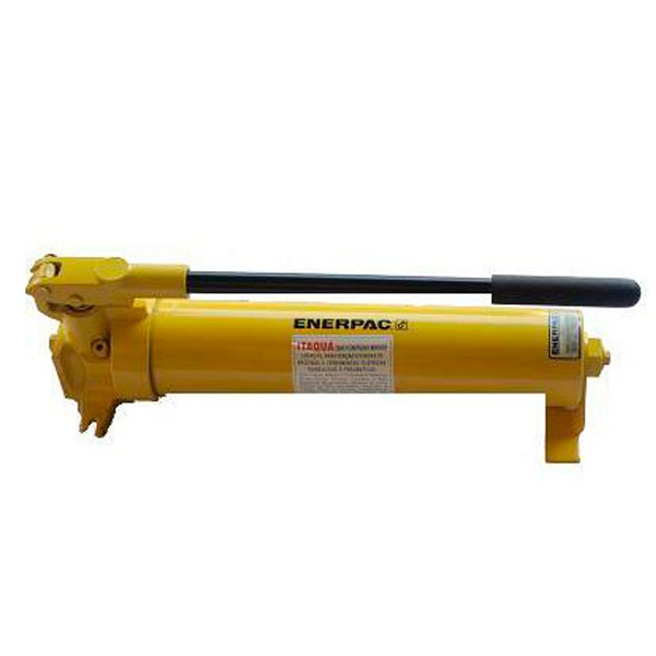 Bomba Hidraulica Manual Enerpac 2,2 Litros 700 bar
