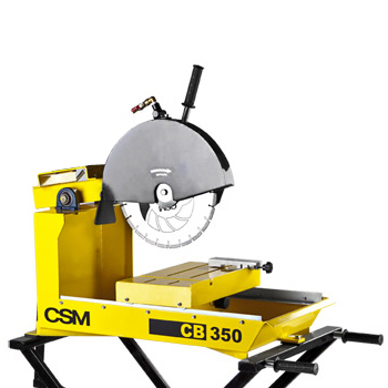 Cortadora de Bloco CSM Sem Motor