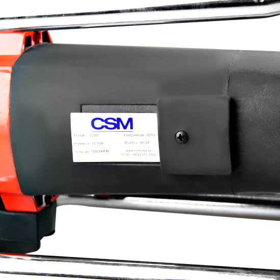 Vibrador de Concreto Elétrico Portátil CSM 2.2 HP