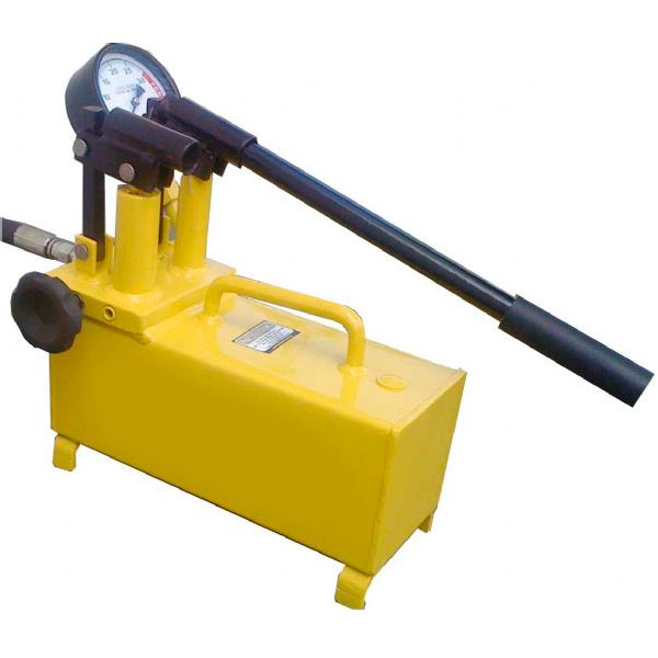 Bomba Hidraulica Manual NowaK 2 Litros