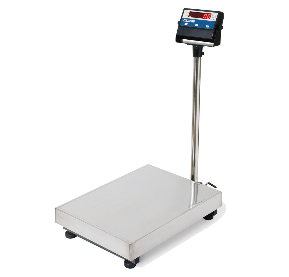 Balança Digital de Inox Micheletti 200 KG - MIC A200