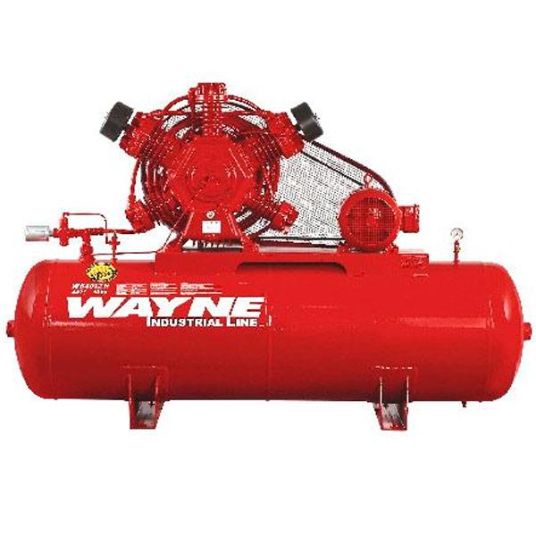 Compressor de ar Industrial Alta Pressão Wayne 488 litros - 40 pés
