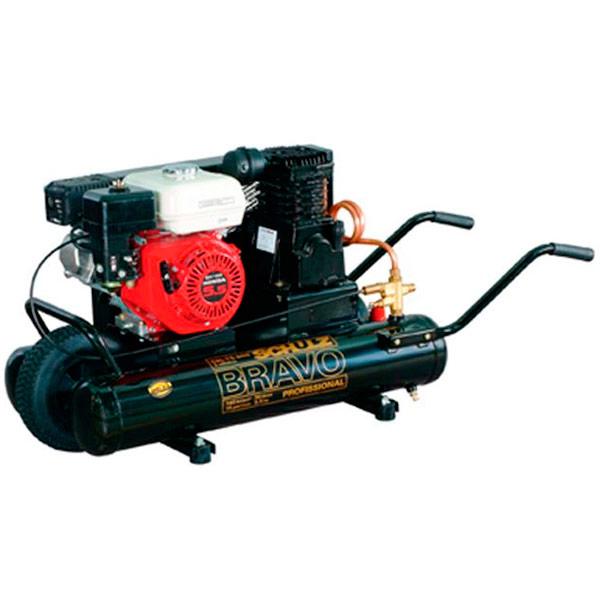Compressor de Ar à Gasolina Schulz 30 litros - 15 Pés