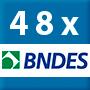 Em até 48x no BNDES