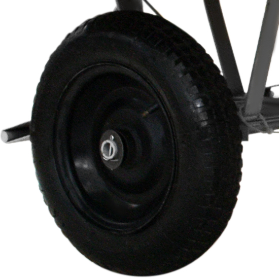 Carro Plataforma Pneumático 400 Kg Madeira OSB