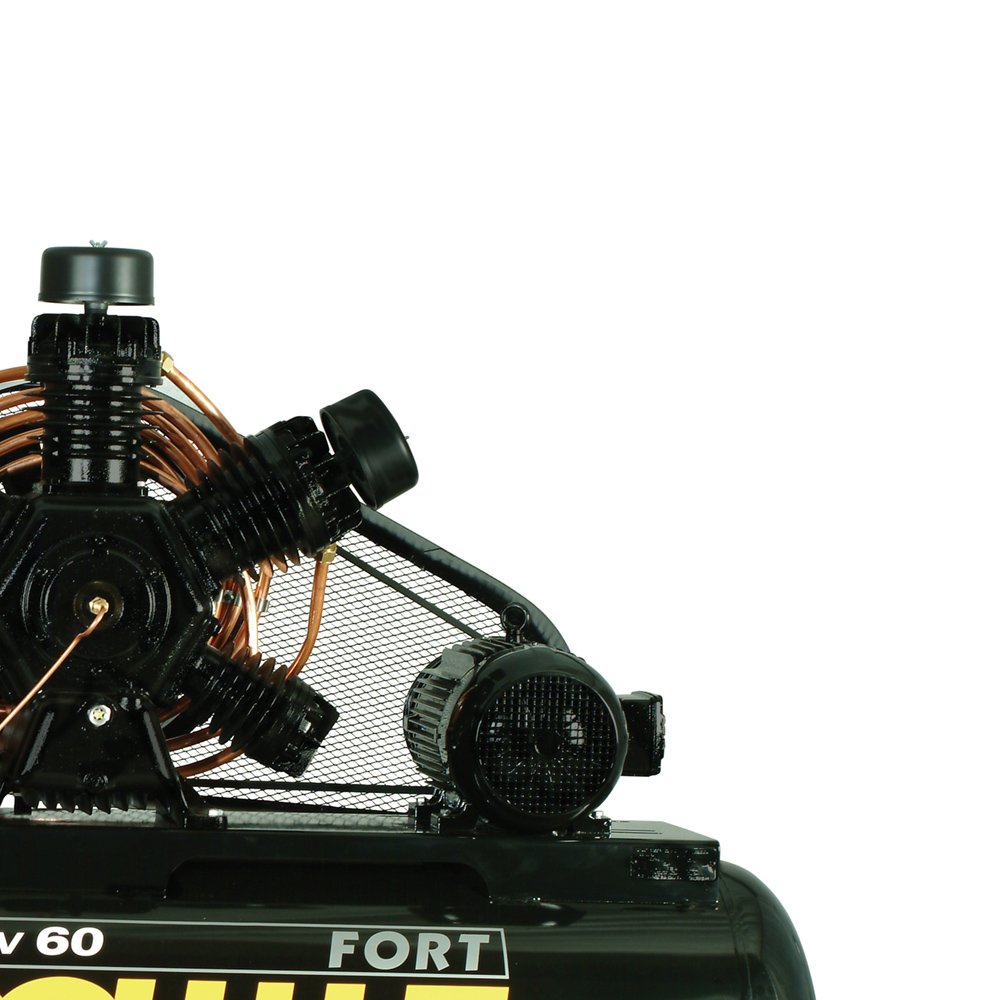 Compressor de ar Industrial Alta Pressão Schulz 425 litros - 60 pés