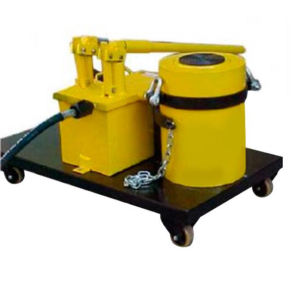 Conjunto Hidráulico Simples Ação 150 Ton