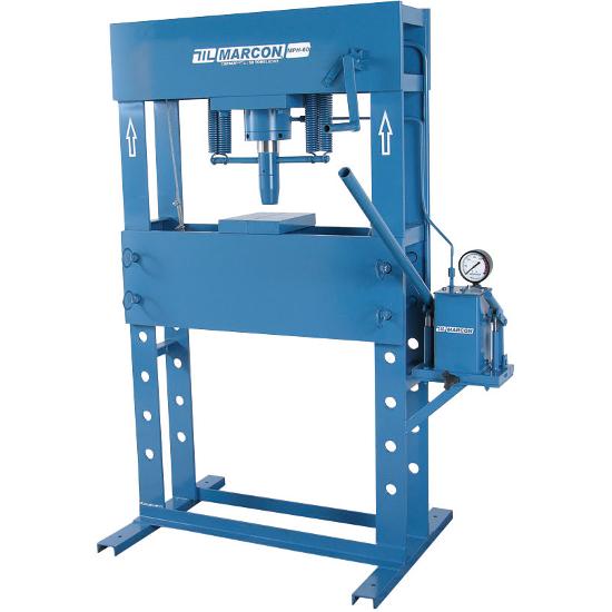 Prensa Hidráulica Fabricação NowaK 60 Ton - Ref: 1606
