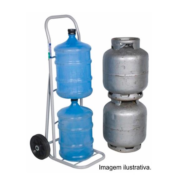 Carro Armazém para Água ou Gás 60 Kg