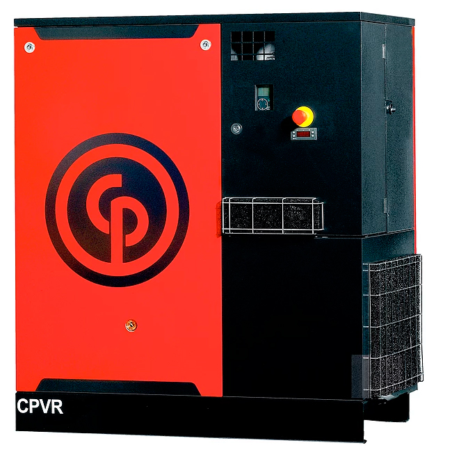 Compressor de Ar Parafuso Chicago Pneumatic 10 HP - Ar Direto