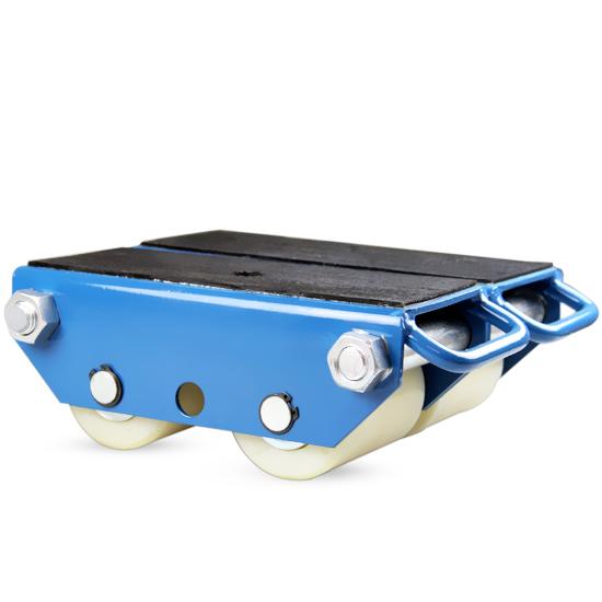 Tartaruga para 4 Ton Roda Nylon