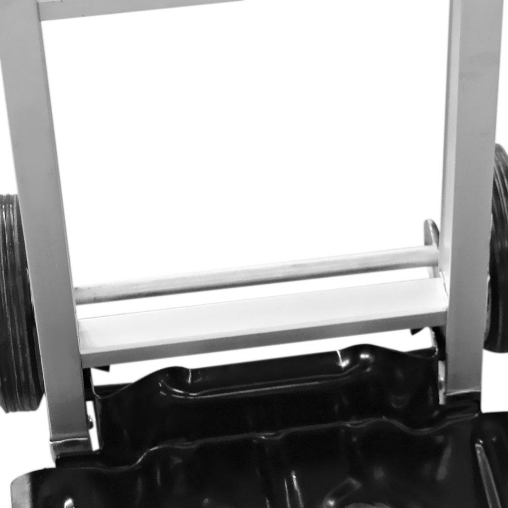 Carro Armazém Dobrável 90 Kg Alumínio