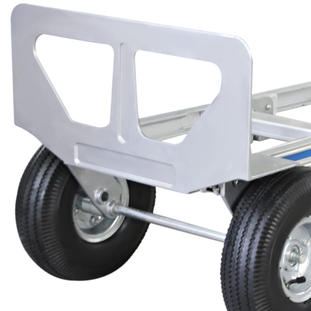 Carro Armazém Reversível 250 Kg Alumínio