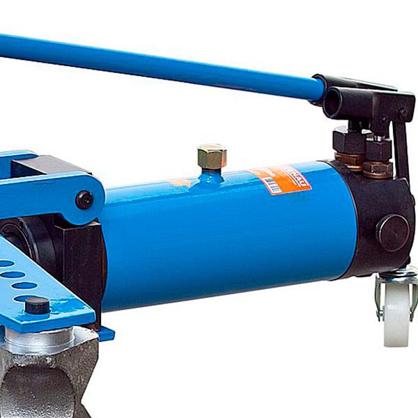 Curvador de Tubos Hidráulico 18 Ton