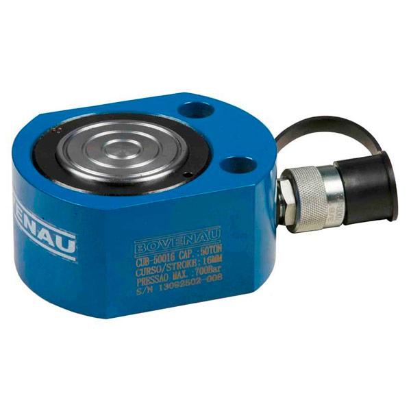 Cilindro Hidráulico Simples Ação 50 Ton CUB 50016