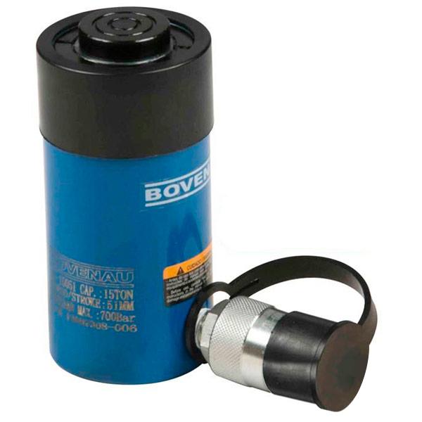 Cilindro Hidráulico Simples Ação 15 Ton CS 15051