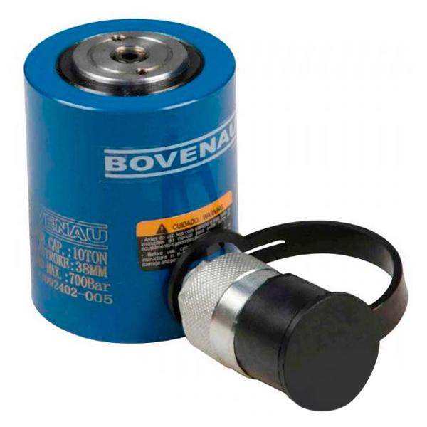 Cilindro Hidráulico Simples Ação 20 Ton CC20045
