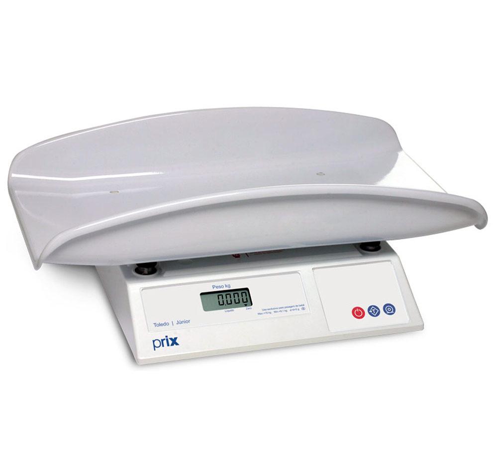 Balança Digital para Pesar Bebês Toledo 15 KG