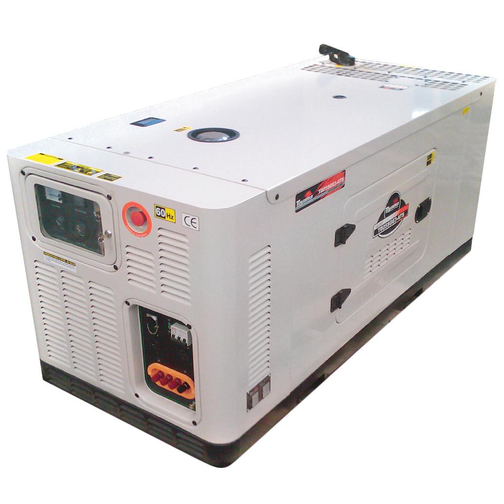 Gerador de Energia à Diesel Toyama 25 KVA