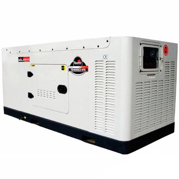 Gerador de Energia à Diesel Silencioso Toyama 38 KVA