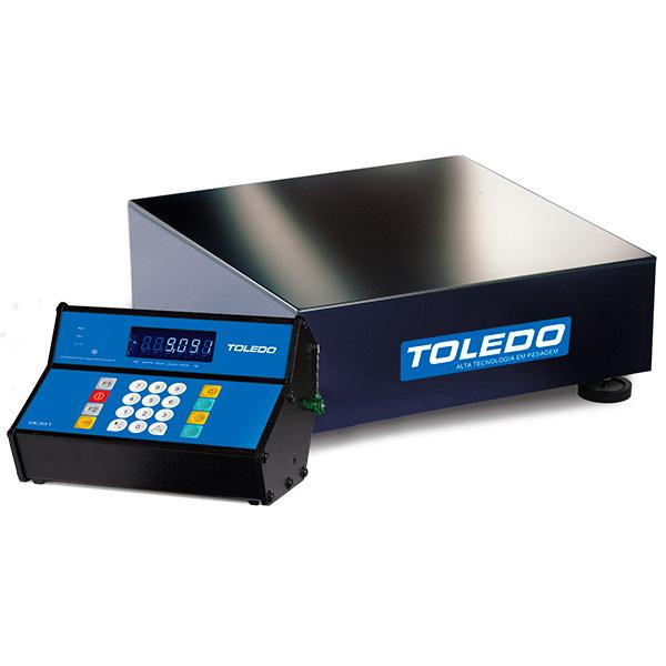 Balança Digital de Bancada Toledo 50 KG