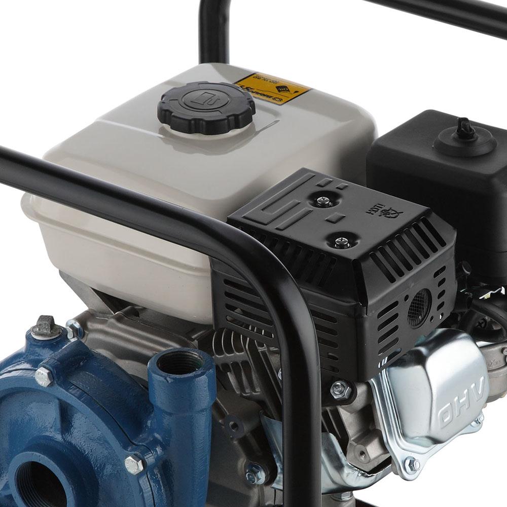 Motobomba Branco à Gasolina 5.5 HP - B4T 715FE