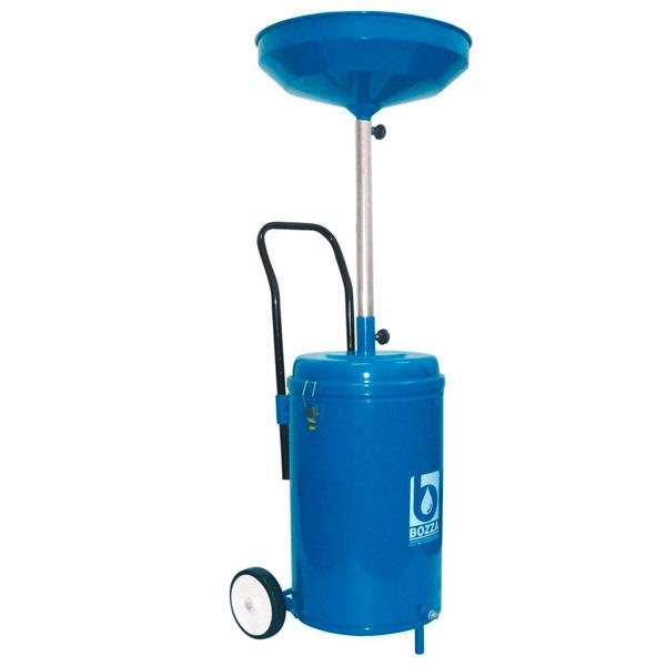 Coletor de óleo com Rodas 30 Litros