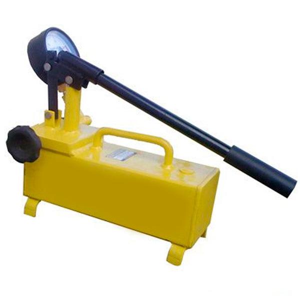 Bomba Hidraulica Manual NowaK 1 Litro 700 bar