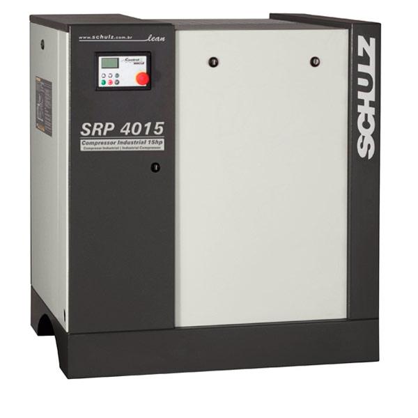 Compressor de Ar Parafuso Schulz 15 HP - Ar Direto