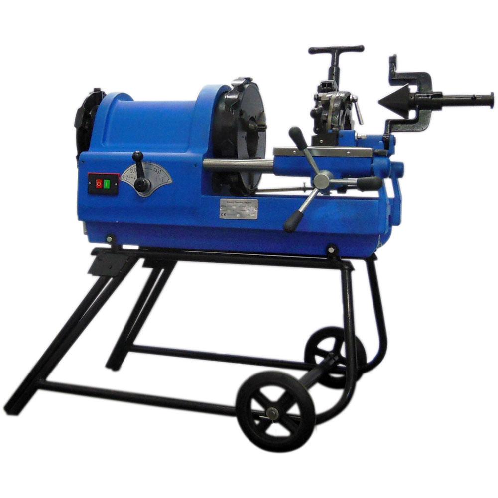 Rosqueadeira Elétrica para Tubos 1/2 à 4 pol - Rosca BSP
