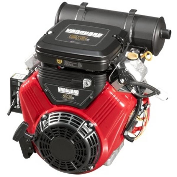 Motor Vanguard Horizontal à Gasolina Briggs 23 HP