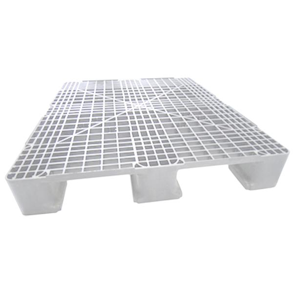 Pallet de Plástico 1210-3 Branco