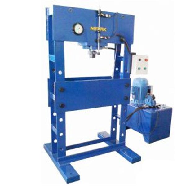 Prensa Hidráulica de 10 a 400 Toneladas NowaK, Fabricação sob medida