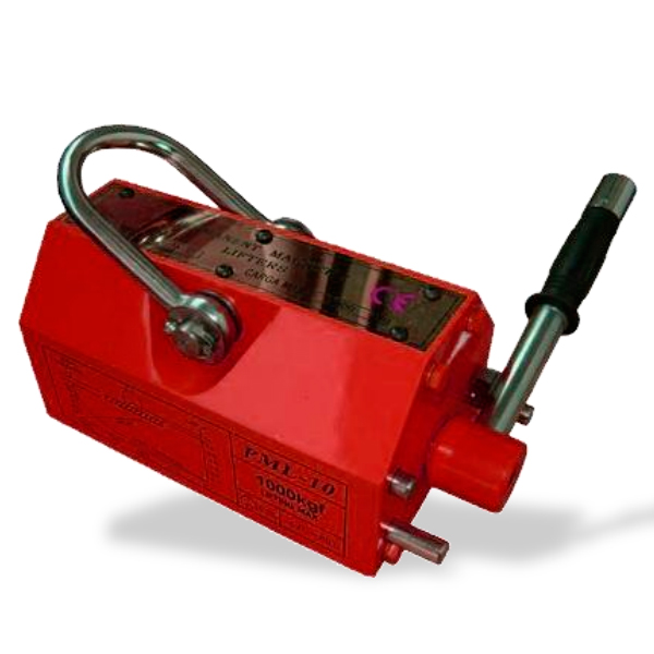 Levantador Magnético Permanente 3000 kg Sansei