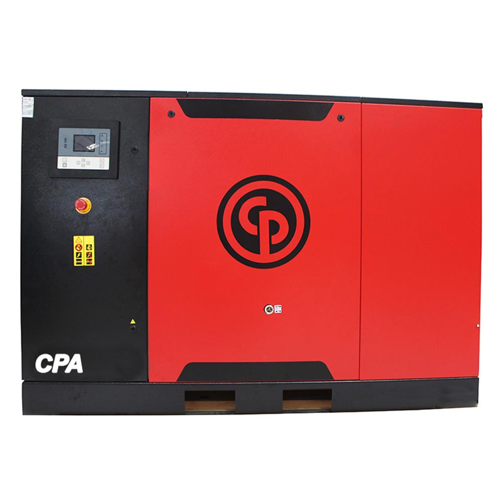 Compressor de Ar Parafuso Chicago Pneumatic 10 HP - Ar Direto com Secador