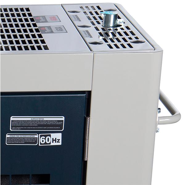 Gerador de Energia à Diesel Toyama 9 KVA