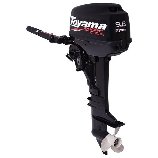 Motor de Popa Toyama 9.8 HP