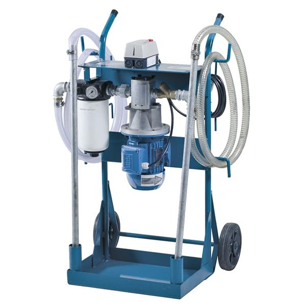 Maquina De Filtragem De Óleo de usinagem