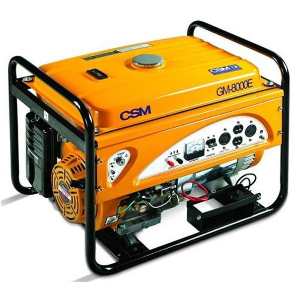Gerador de Energia Portátil à Gasolina CSM 9 KVA