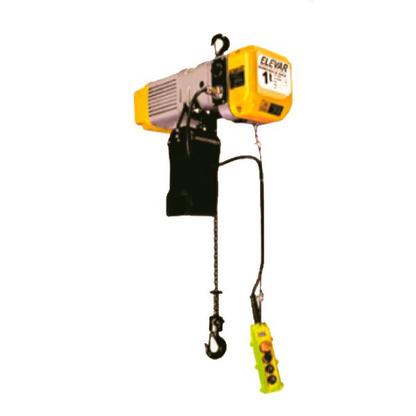 Talha Elétrica 250 kg e 6 metros de corrente