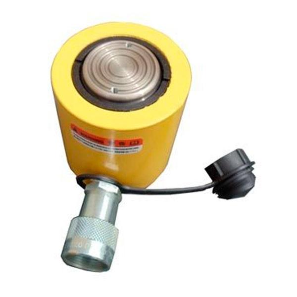 Cilindro Hidráulico Simples Ação 50 Ton Enerpac 159mm