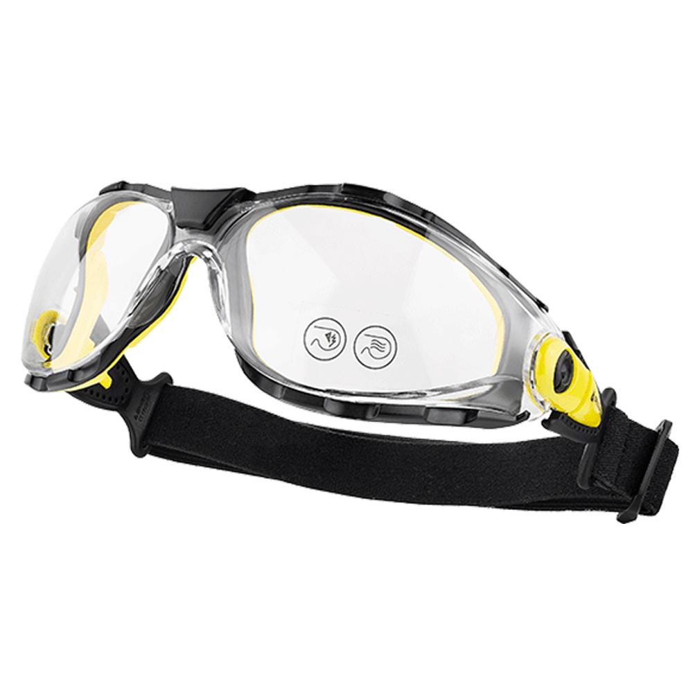 Óculos de Proteção Pacaya Clear Strap - 10 un