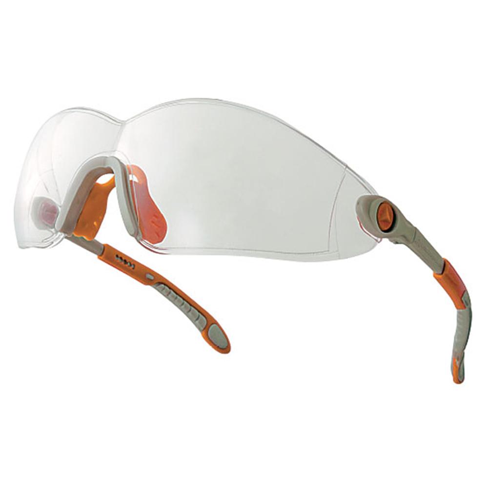 Óculos de Proteção Vulcano2 Clear - 10 un