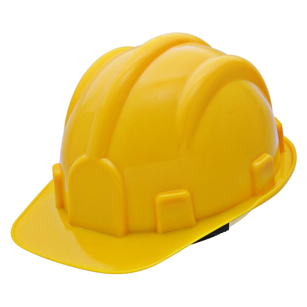 Capacete de Proteção em Polietileno BERYL Amarelo